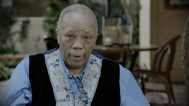 Quincy Jones - Interview Pt 3