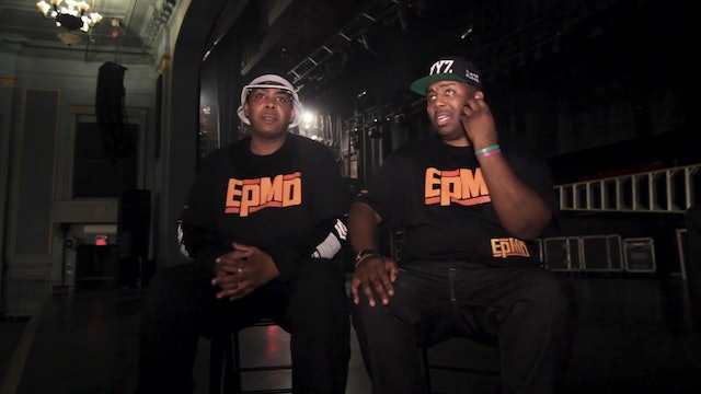 EPMD - Interview Part 1