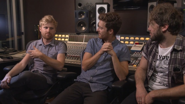 Jukebox The Ghost - Interview Pt. 2