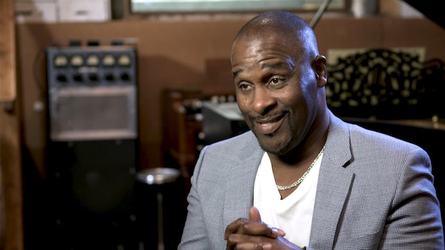 Carvin Winans - Interview Pt 2