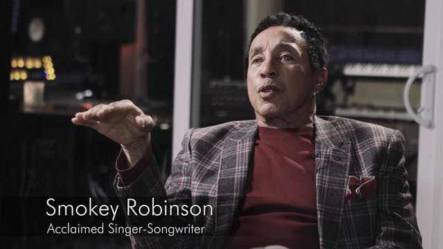 Smokey Robinson - Interview Pt 5