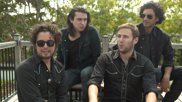 The Last Bandoleros - Interview Pt. 3