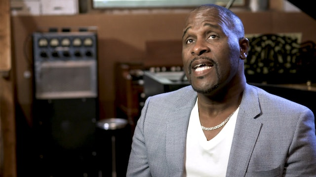 Carvin Winans - Interview Pt 1