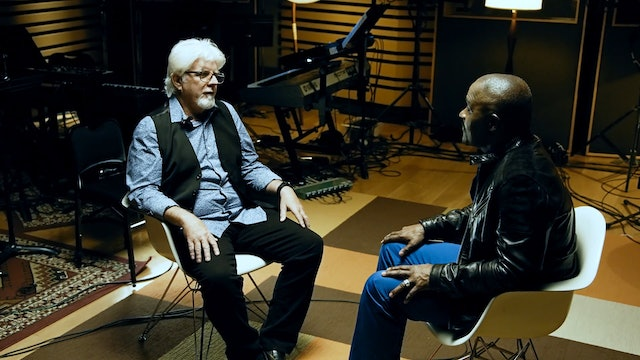 Michael McDonald - Interview Pt. 1