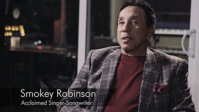 Smokey Robinson - Interview Pt 4
