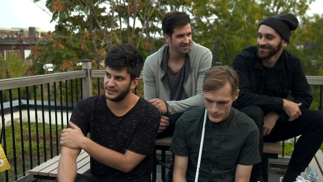 X Ambassadors - Interview Pt 1