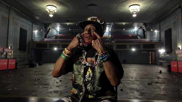 "Lee ""Scratch"" Perry - Interview Part 1"