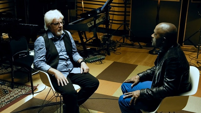 Michael McDonald - Interview Pt. 9