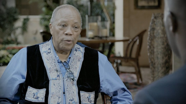Quincy Jones - Interview Pt 4