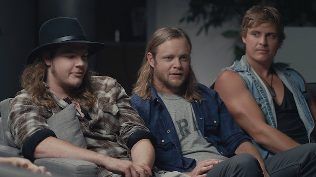 The Glorious Sons - Interview Part 1