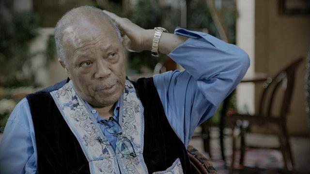 Quincy Jones - Interview Pt 6