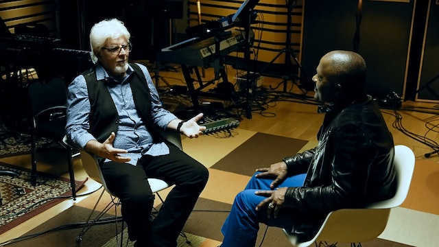 Michael McDonald - Interview Pt. 6