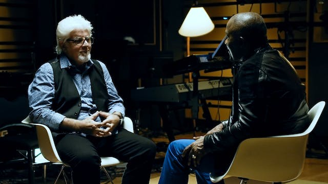 Michael McDonald - Interview Pt. 11