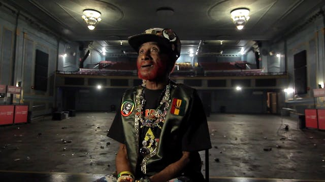 "Lee ""Scratch"" Perry - Interview Part 2"
