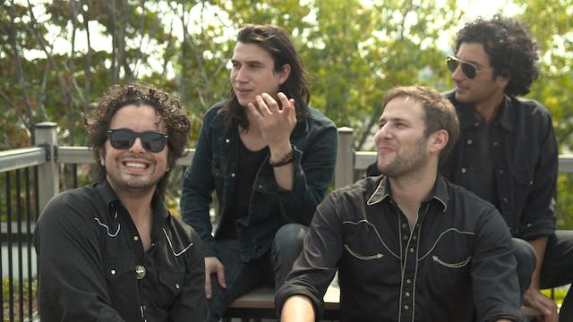 The Last Bandoleros - Interview Pt. 2