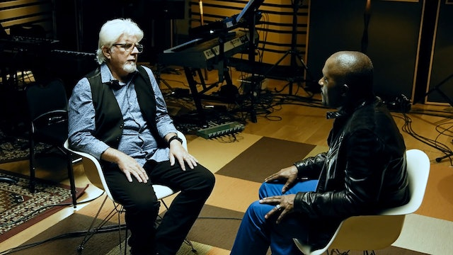 Michael McDonald - Interview Pt. 5