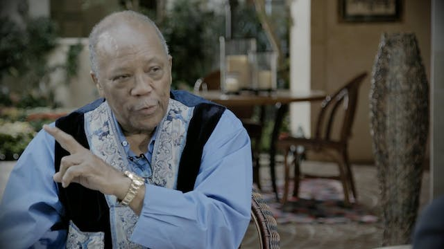 Quincy Jones - Interview Pt 5