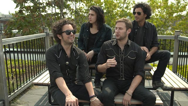 The Last Bandoleros - Interview Pt. 1