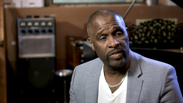 Carvin Winans - Interview Pt 3
