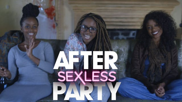"""The AFTER PARTY 