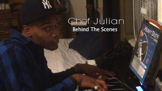 ON SET! ► Chef Julian - (Season Finale)