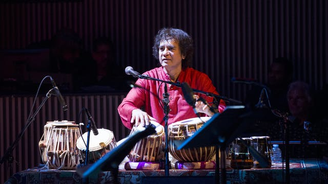 ZAKIR HUSSAIN & SPECIAL GUESTS