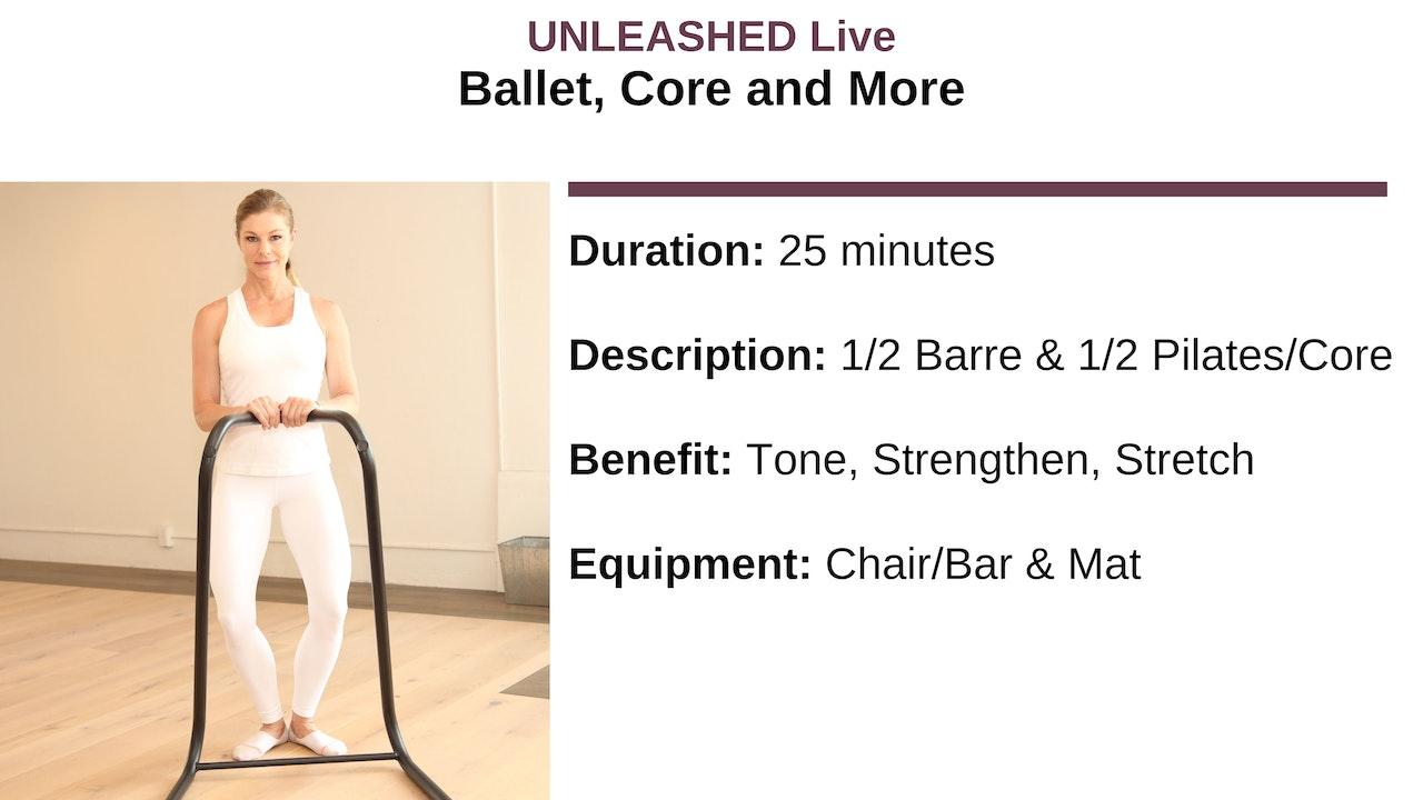 Ballet Core & More