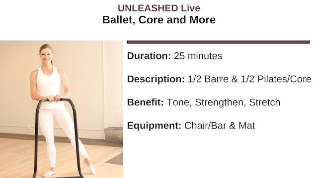 Ballet, Core & More - December