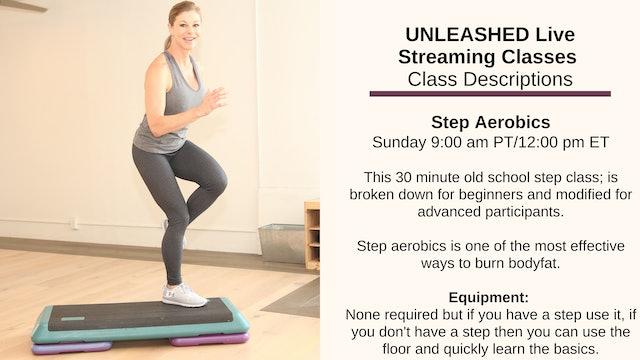 Step Aerobics - for Beginners