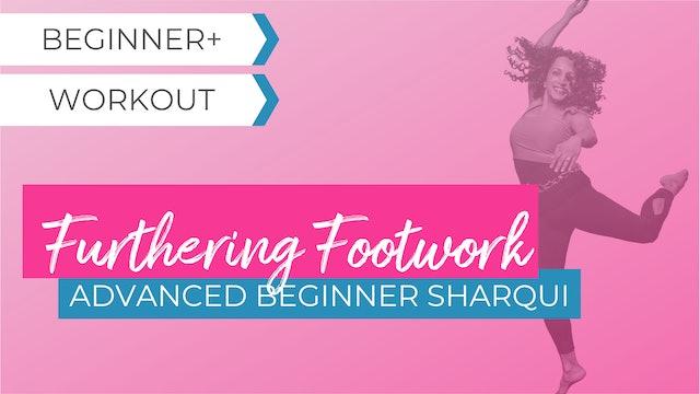 Furthering Footwork: Advanced Beginner SharQui