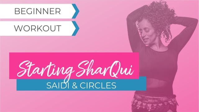Saidi and Circles: Beginner SharQui