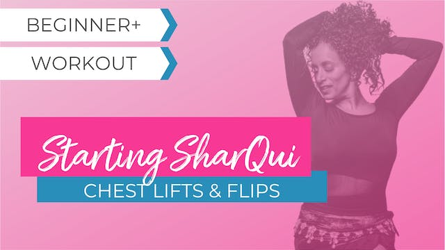 Chest Lifts and Flips: Beginner SharQui