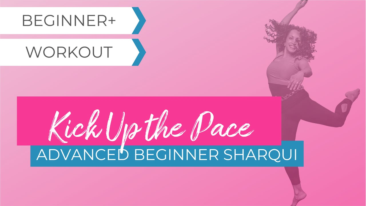 Kick Up the Pace: Advanced Beginner SharQui