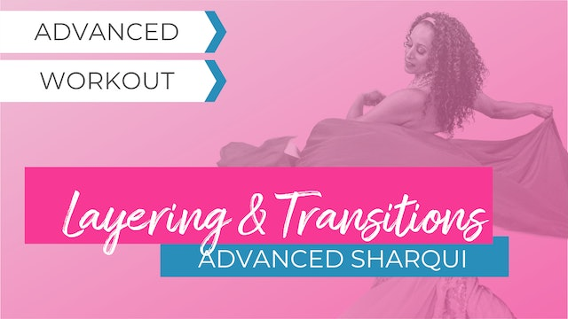 Layering and Transitions: Advanced SharQui