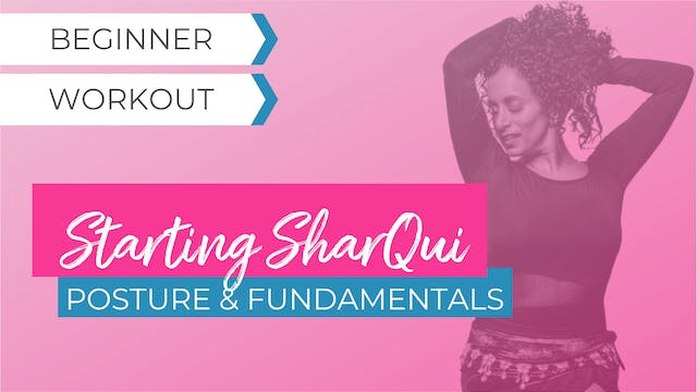 Posture and Fundamentals: Beginner SharQui