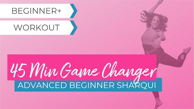 45 Min Game Changer: Advanced Beginner SharQui