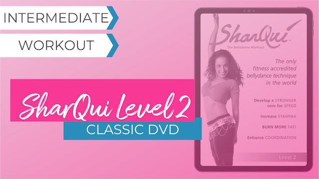 Classic DVD: SharQui Level 2