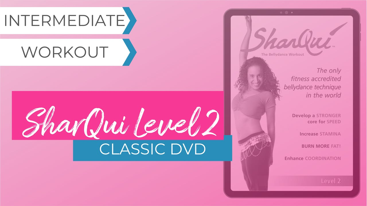 Classic DVD: SharQui Level 2