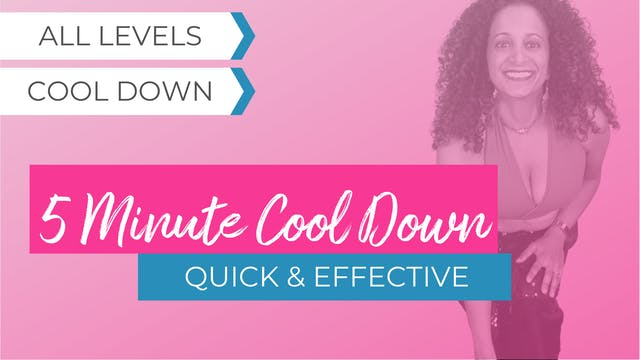 5 Minute Cool Down