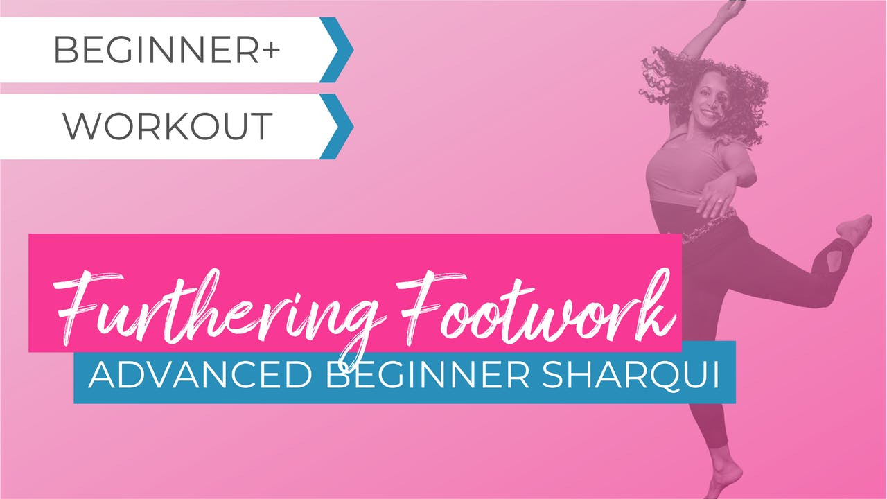 Furthering Footwork: Advanced Beginner SharQui