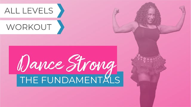 Dance Strong - The Fundamentals