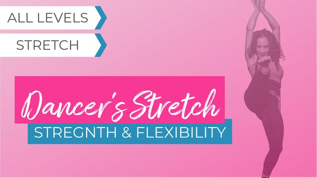 Dancer's Stretch