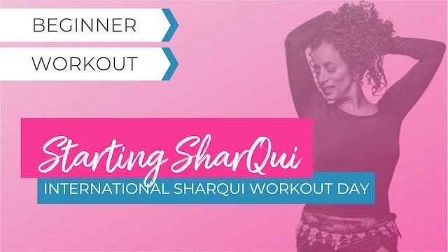 International SharQui Workout Day: Beginner SharQui