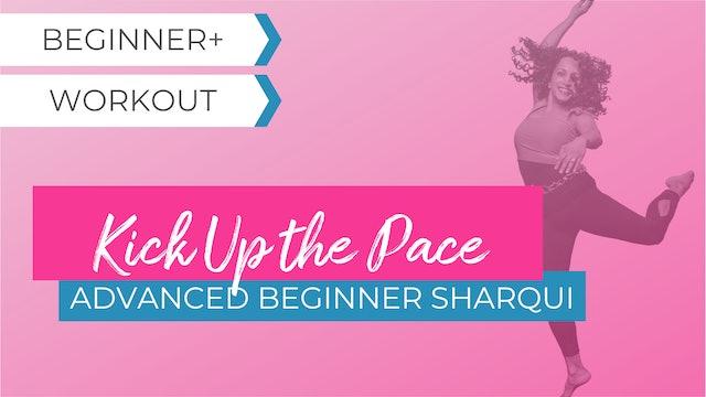 Kick Up the Pace: Advanced Beginner SharQui