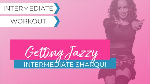 Getting Jazzy: Intermediate SharQui
