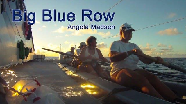 Big Blue Row - Angela Madsen