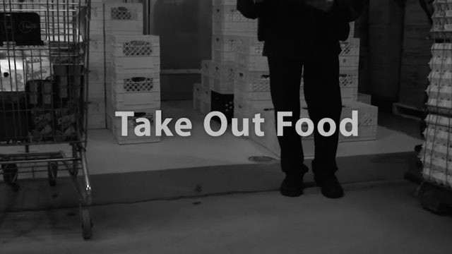 Take Out Food