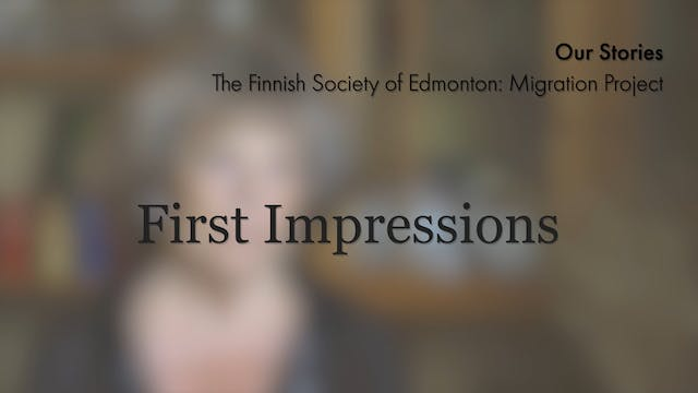 02_First Impressons