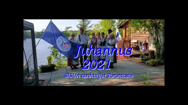 Sisu Juhannus 2021