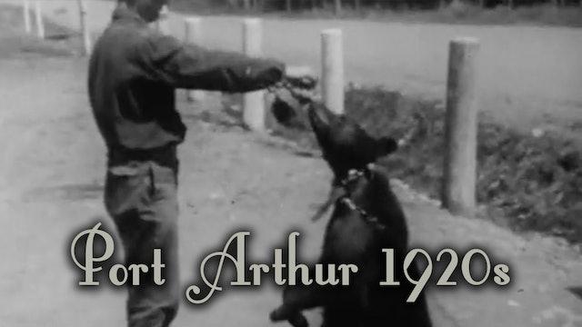Port Arthur 1920s